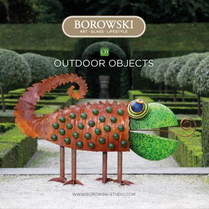 Borowski Outdoor Objects 2019