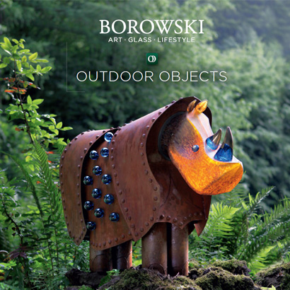 Borowski Outdoor Objects 2013
